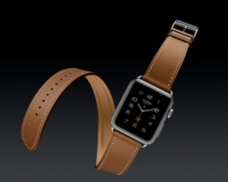 Luxo de gigantes: Apple e Hermès anunciam parceria para Apple Watch
