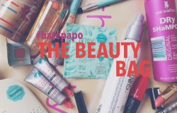 No Canal: THE BEAUTY BAG